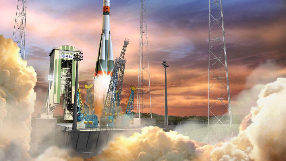 Galileo-System: Start frei für die Weltraum-Wegweiser