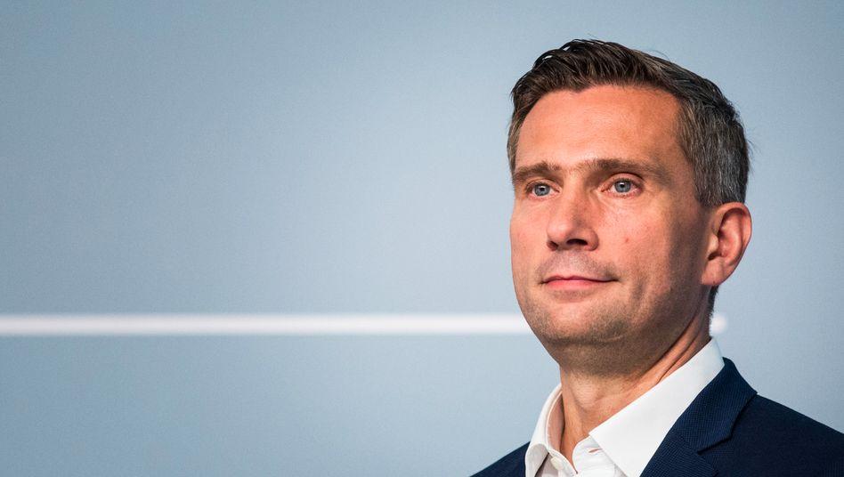 Sachsens stellvertretender Ministerpräsident Martin Dulig (SPD)