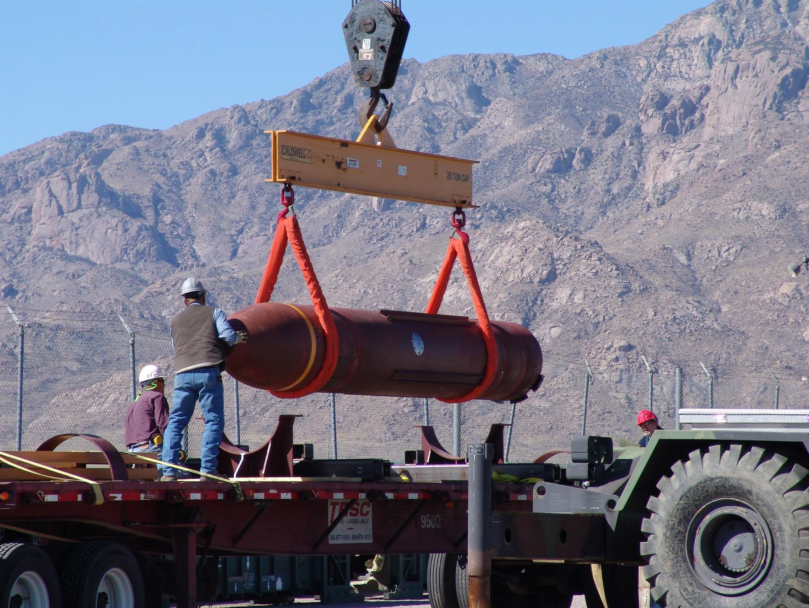 Bombe / New Mexico