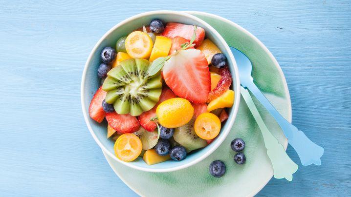 Fruchtzucker: Fruktose: Welches Obst enthält wie viel Fruktose?