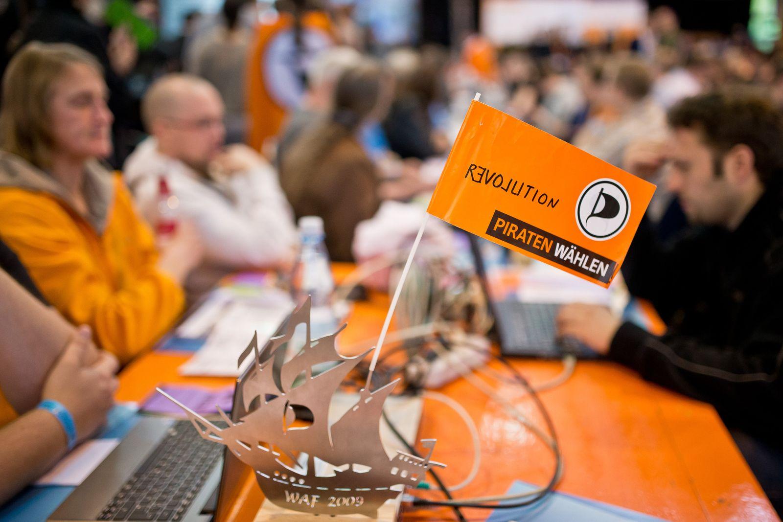 Bundesparteitag Piratenpartei / Neumarkt