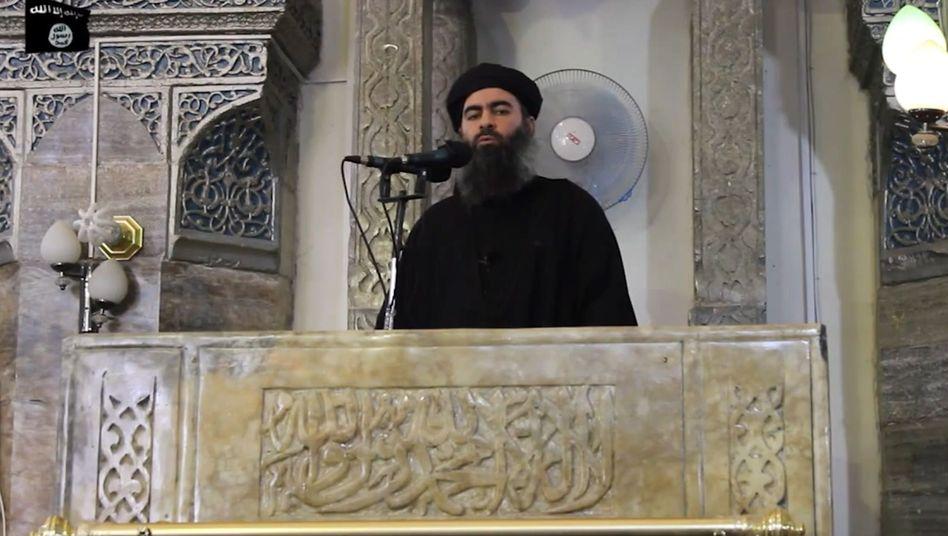 Islamic State leader Abu Bakr al-Baghdadi is giving al-Qaida a run for its money in Iraq and Syria.