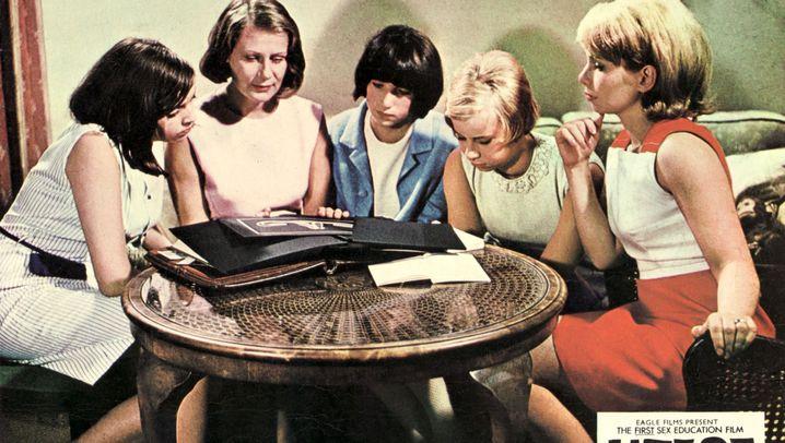 """Aufklärungsfilm """"Helga"""": Vorgänger von """"Dr. Fummel"""" und """"Graf Porno"""""""