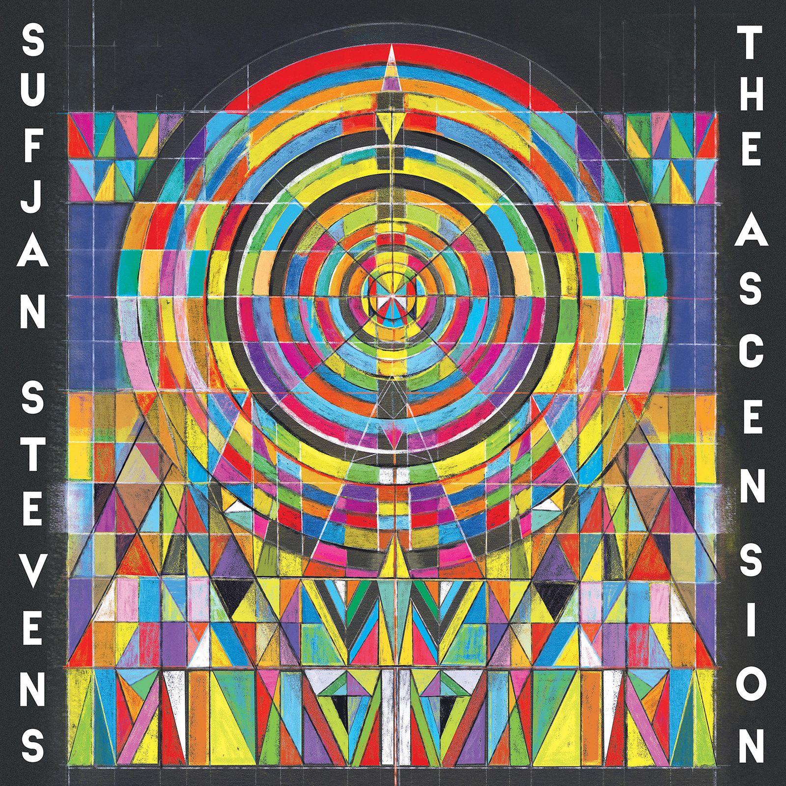 Abgehört/ Sufjan Stevens: The Ascension COVER