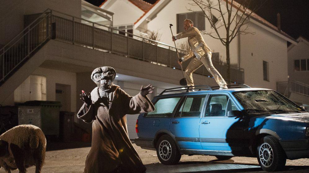 """Tatort"" aus Luzern: E. T. trifft DJ Bobo"