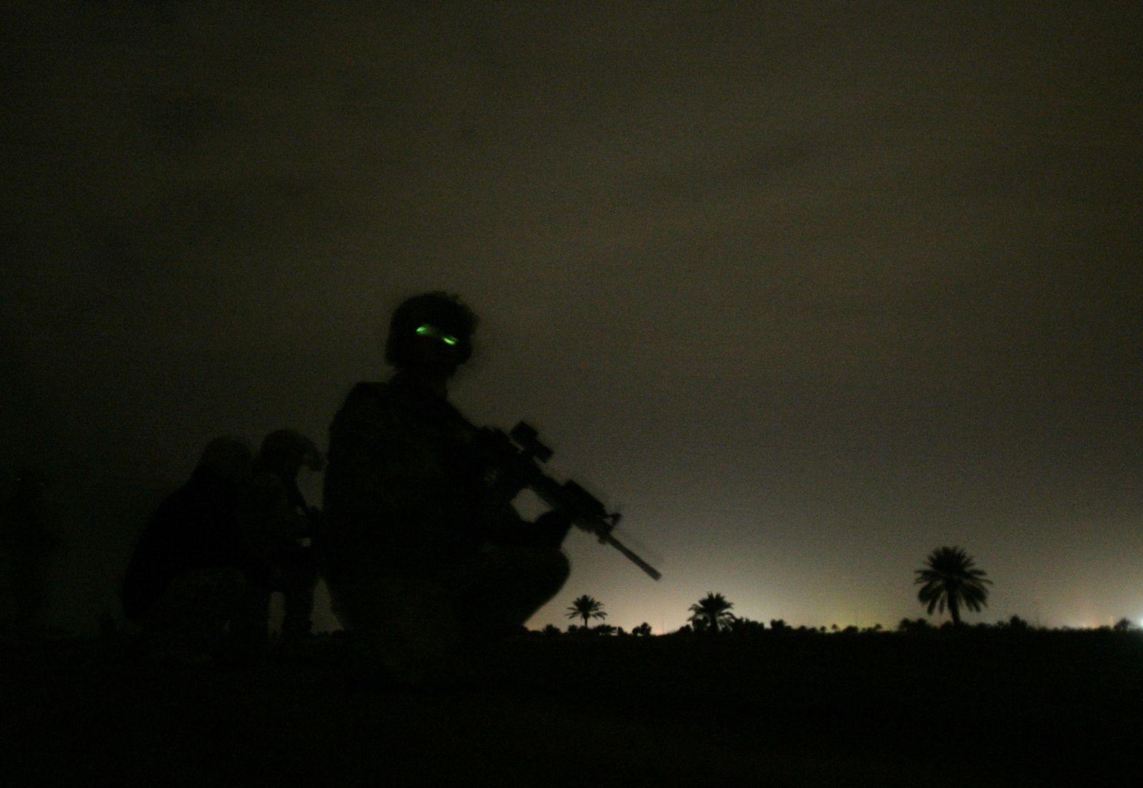 US-Soldaten / Irak