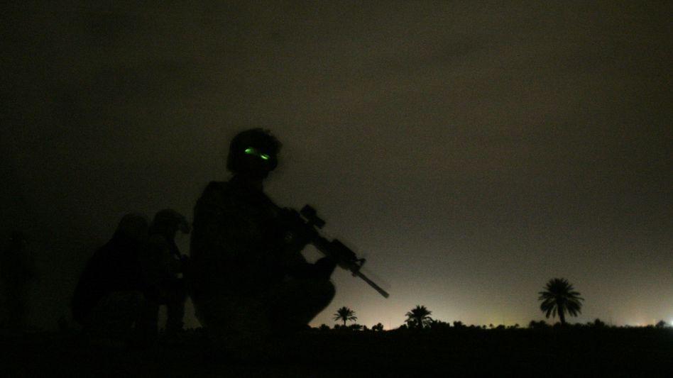 US-Soldat (Archivbild aus dem Irak)