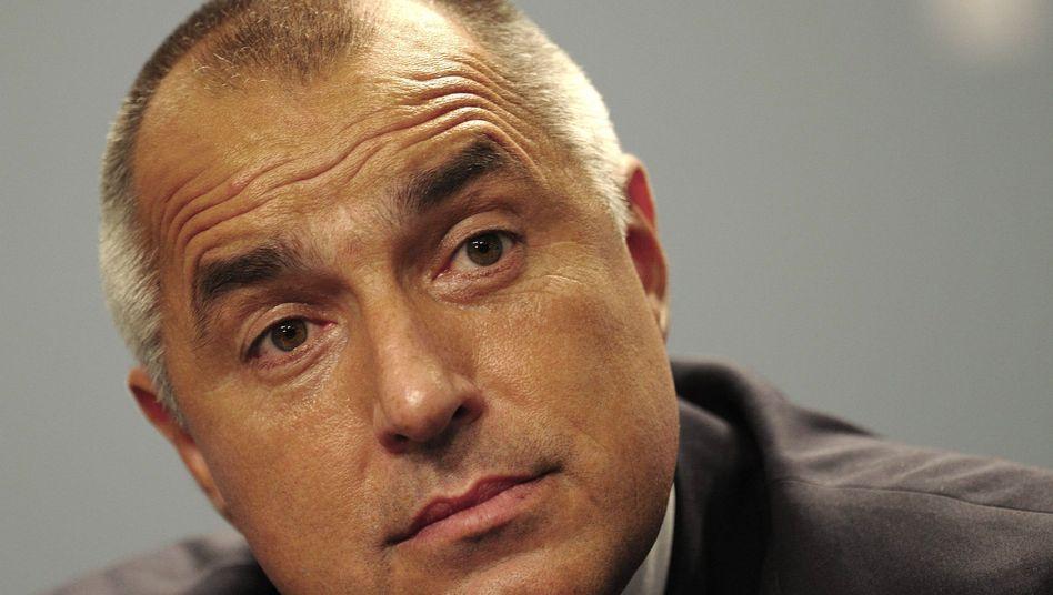 """Ministerpräsident Borissow: """"Der bulgarische Fußball benötigt Reformen"""""""