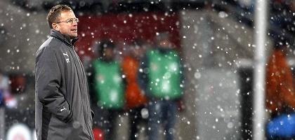 Hoffenheim-Trainer Rangnick: Ausbruch des Vulkans