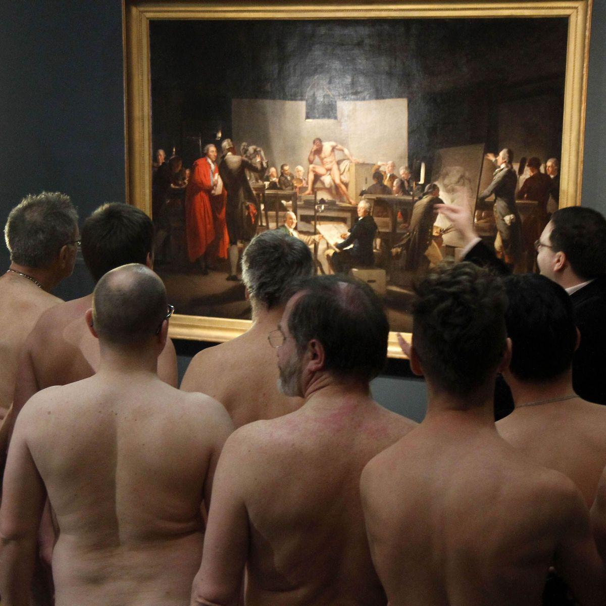 Nackt fkk männer nacktbaer