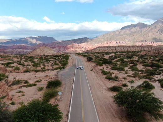 Ruta 40 in Argentinien: Vor uns 35.000 Kilometer