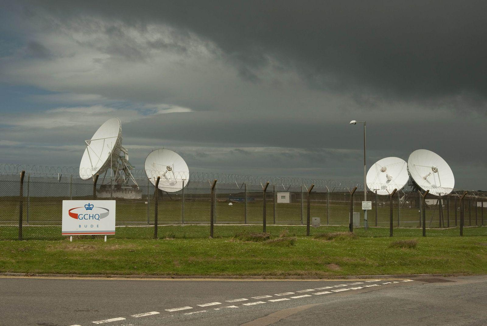 GCHQ-Basis in Cornwall