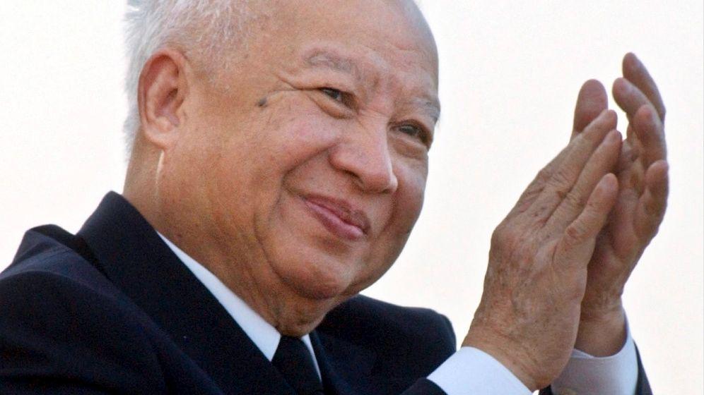 Norodom Sihanouk: Patriot, Playboy, Politprofi