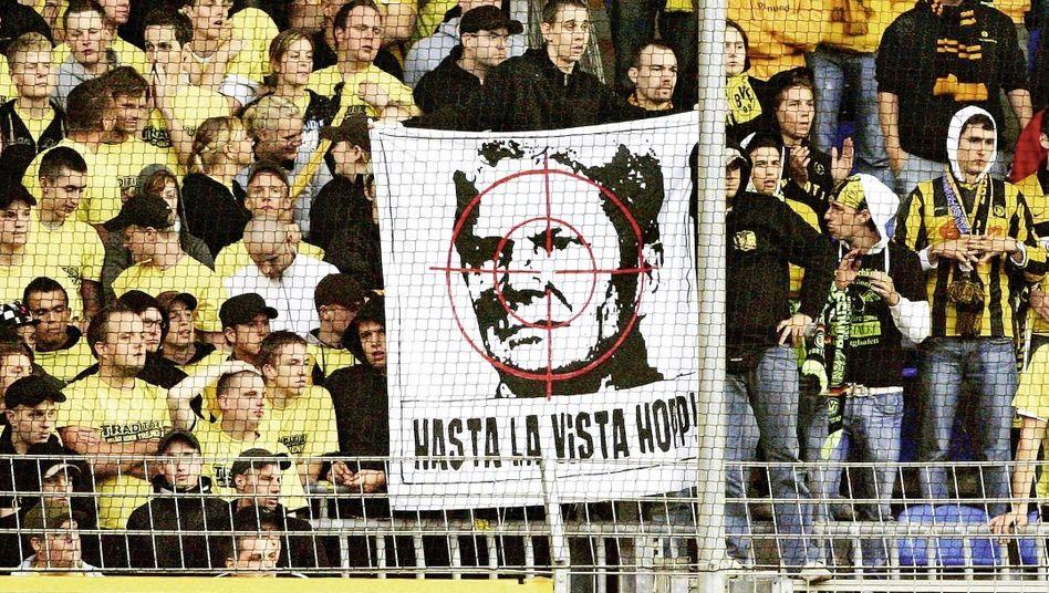 Dortmunder Fußballfans 2008: »Gefährliche Entwicklung«