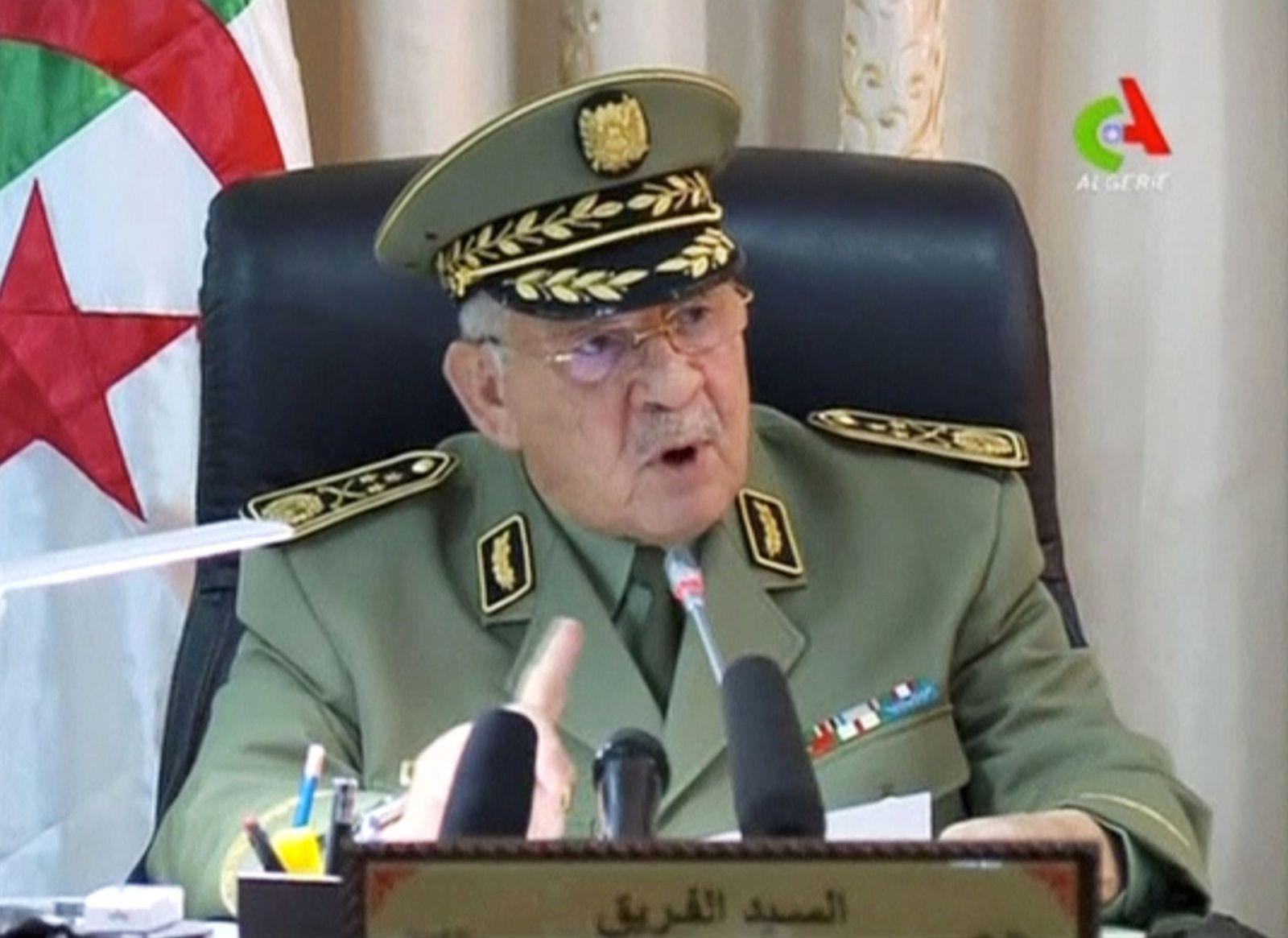 Algerien/Ahmed Gaid Salah