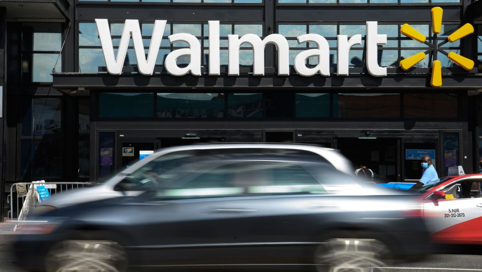 Walmart-Filiale in Washington D.C.