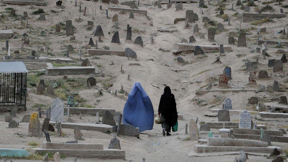 Afghanistan: Rechte der Frauen bei Abzug der Soldaten in Gefahr