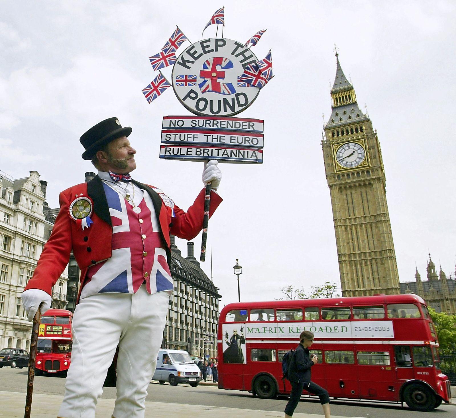 Euro-Gegner, London