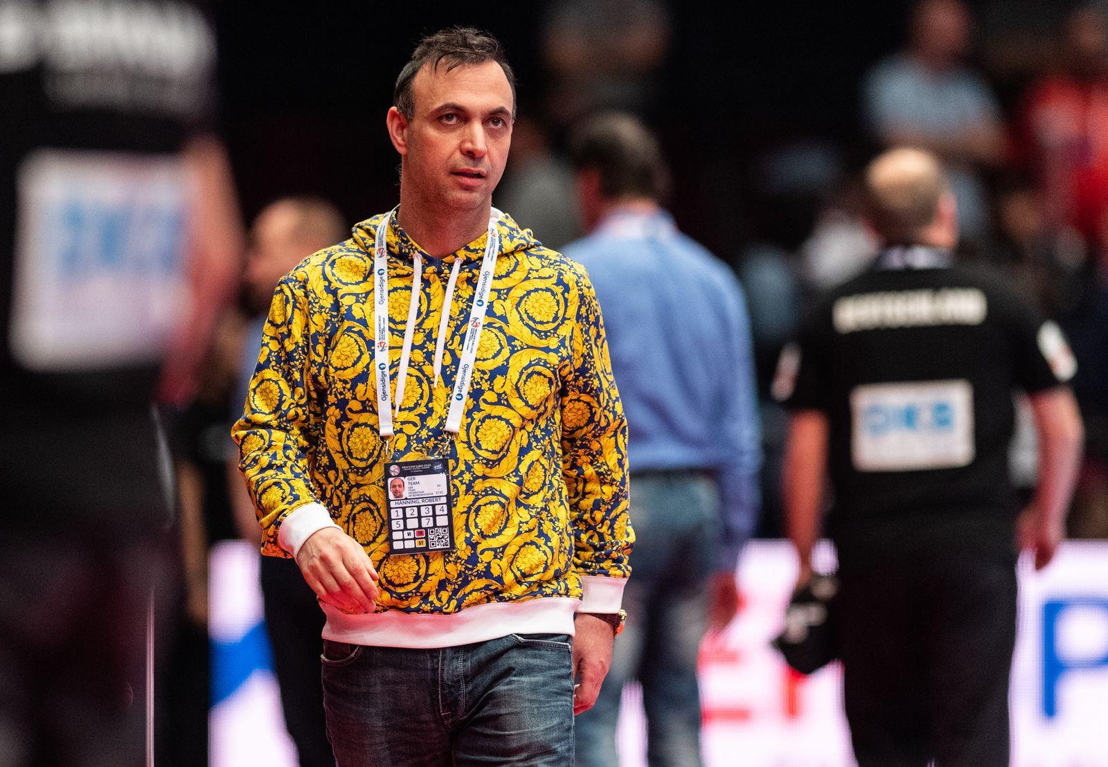 Handball EM: Tschechien - Deutschland