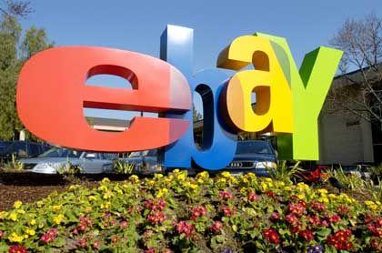 eBay-Zentrale in San Jose: Wachstumschancen bei Online-Auktionen gering eingeschätzt