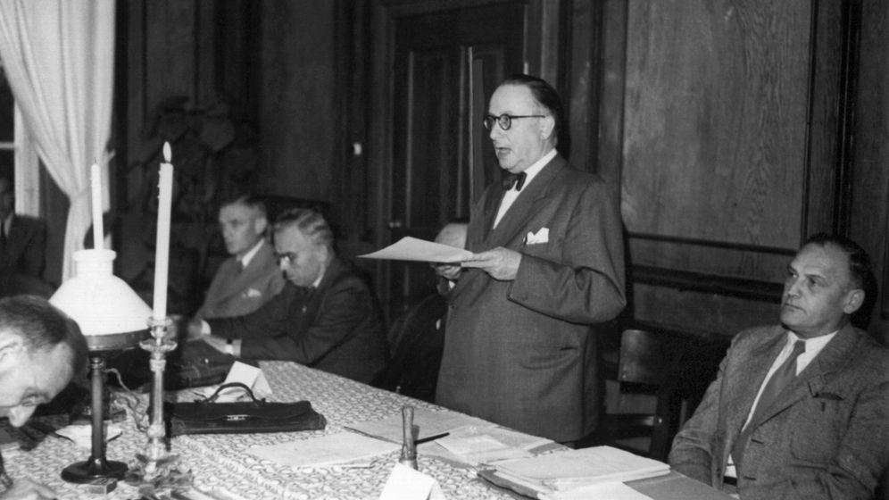 60 Jahre Grundgesetz: Bauanleitung für die Bundesrepublik