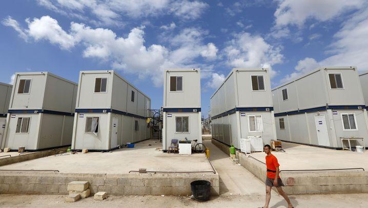 Architektur: Wohnideen für Flüchtlinge