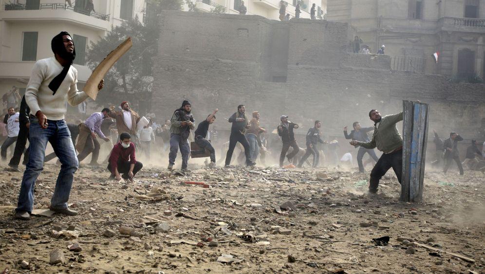 Aufstand in Ägypten: Chaos und Gewalt in Kairo