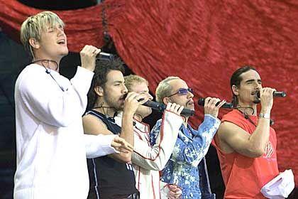 """Backstreet Boys: """"Weiche Typen mit hohen Stimmen"""""""