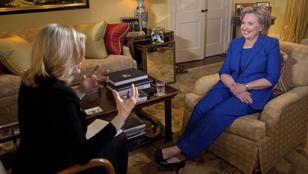 Clintons neues Buch: Das etwas längere Bewerbungschreiben