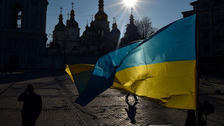 Präsidentschaftswahl in der Ukraine: Ein Erfolg für den Komiker