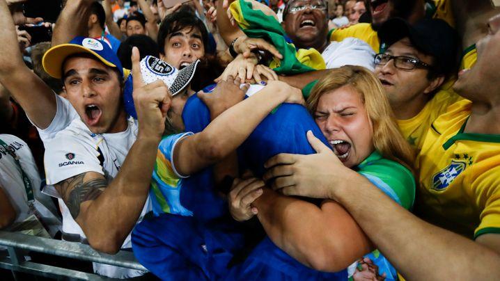 Die besten Bilder aus Rio: Suchbild mit Siegerin