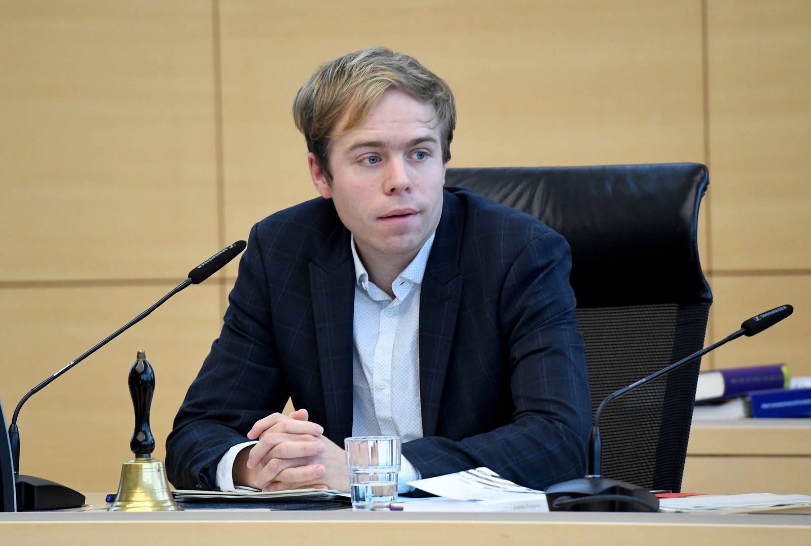 Landtagsvizepräsident Rasmus Andresen