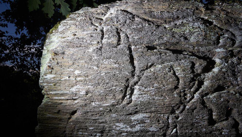 Sensation im Hunsrück: Zeichnungen der Altsteinzeit