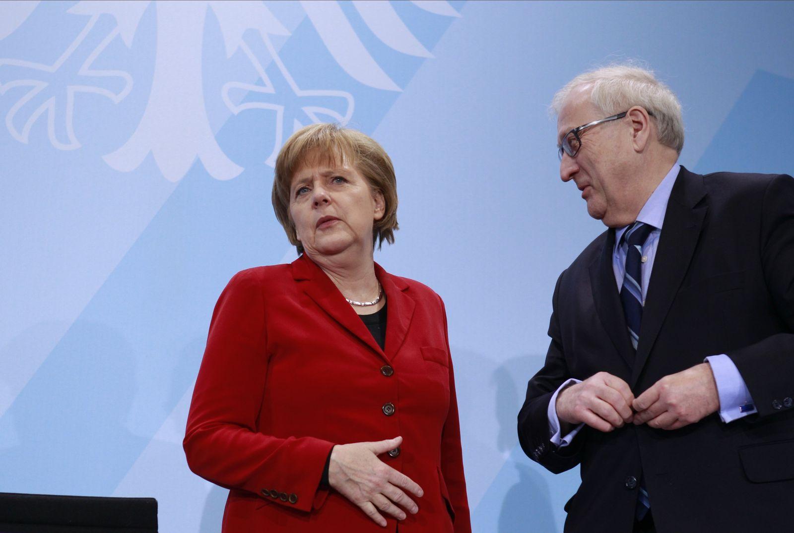 Merkel / Brüderle