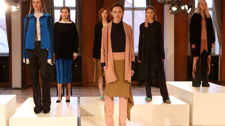 Fashion Week Berlin: Technik, Potsdam, Mode-Lobby