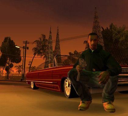 """GTA San Andreas: """"Mord-Simulation"""""""