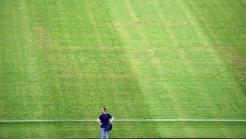 Hakenkreuzsymbolik im Poljud-Stadion: Kroatische Fans sorgten erneut für schlimme Bilder