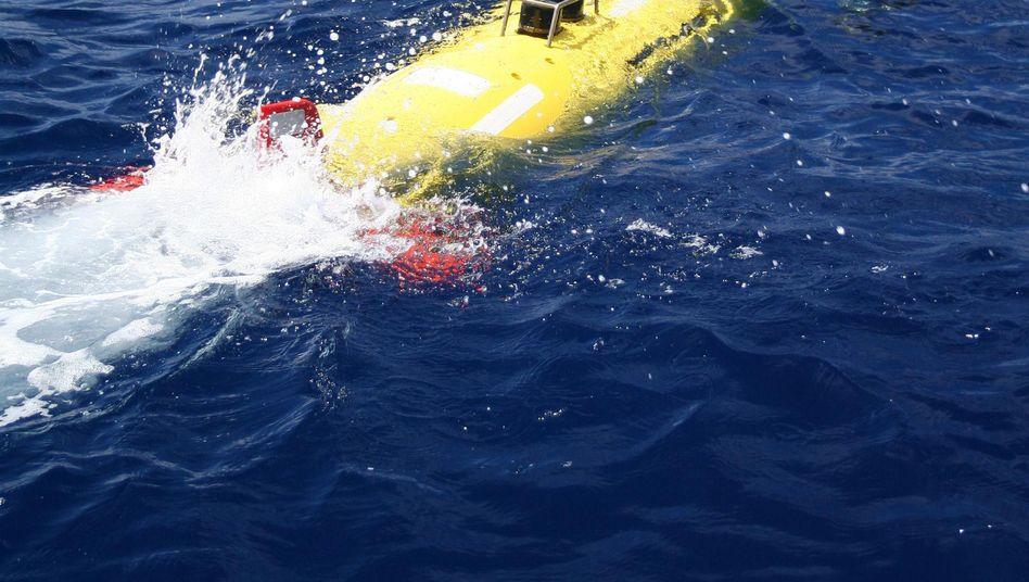 "Mini-U-Boot ""Abyss"": Hilfe für Malaysia"