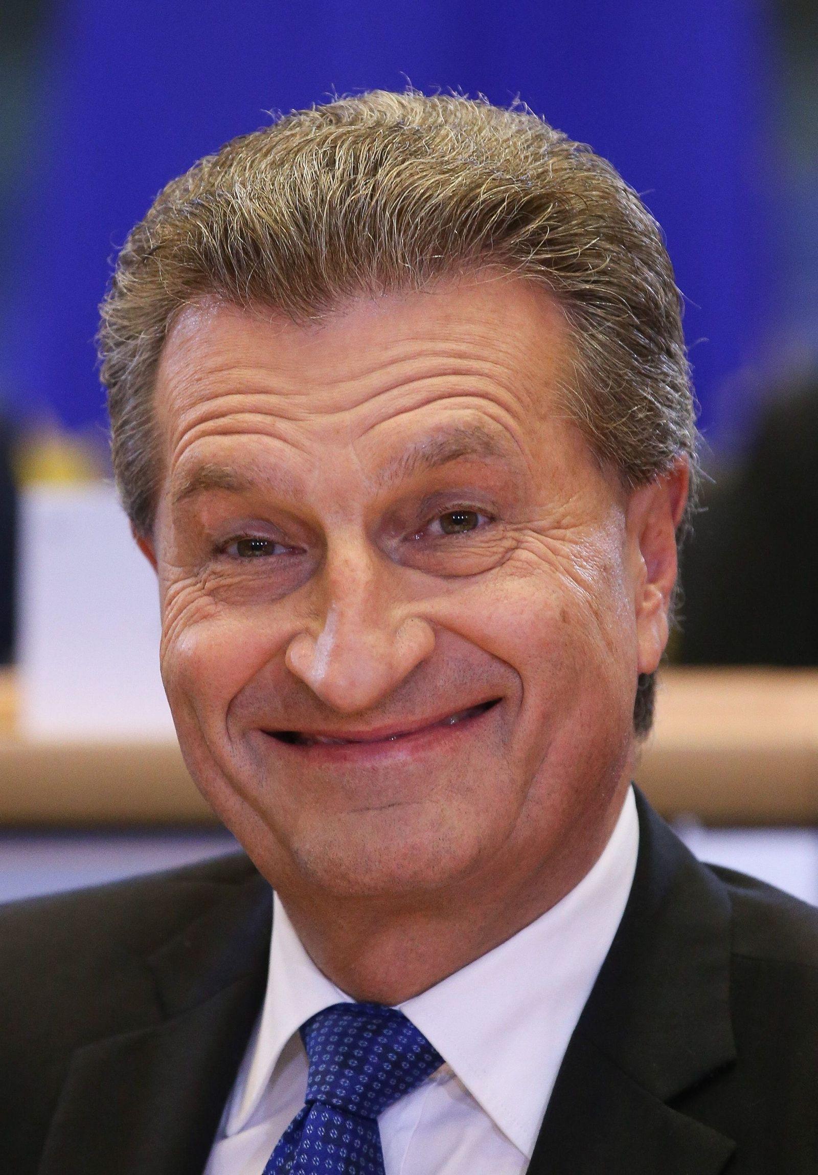 EU parliament starts questioning nominees for EU commission