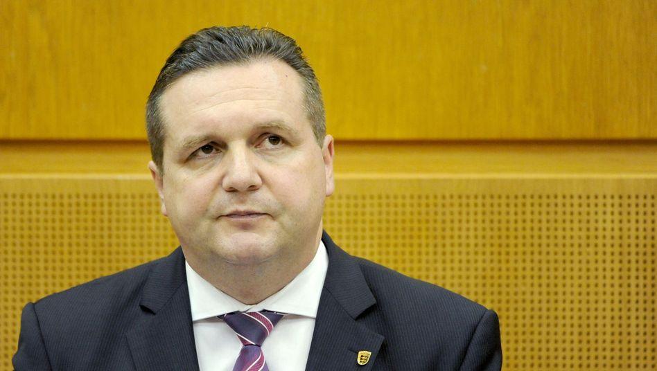 Mappus: Die CDU verliert in den Umfragen