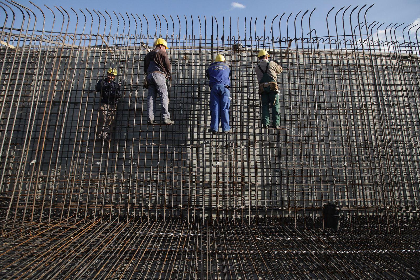 Baustelle/ Bauarbeiter