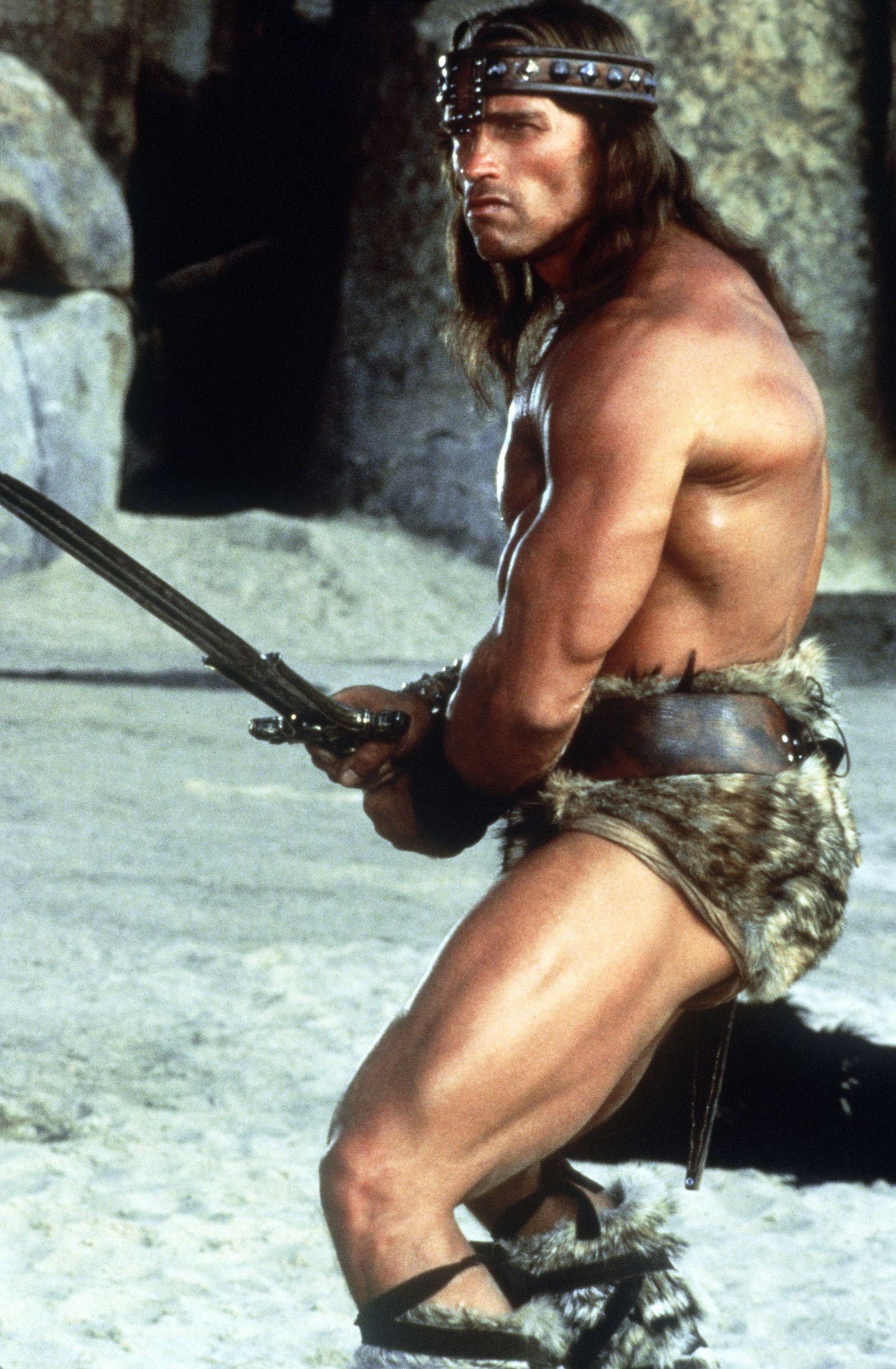 Arnold Schwarzenegger / Conan