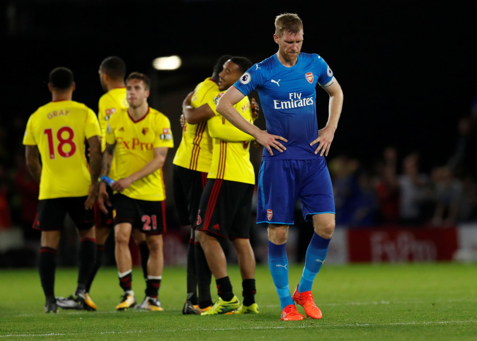 Arsenal Mertesacker