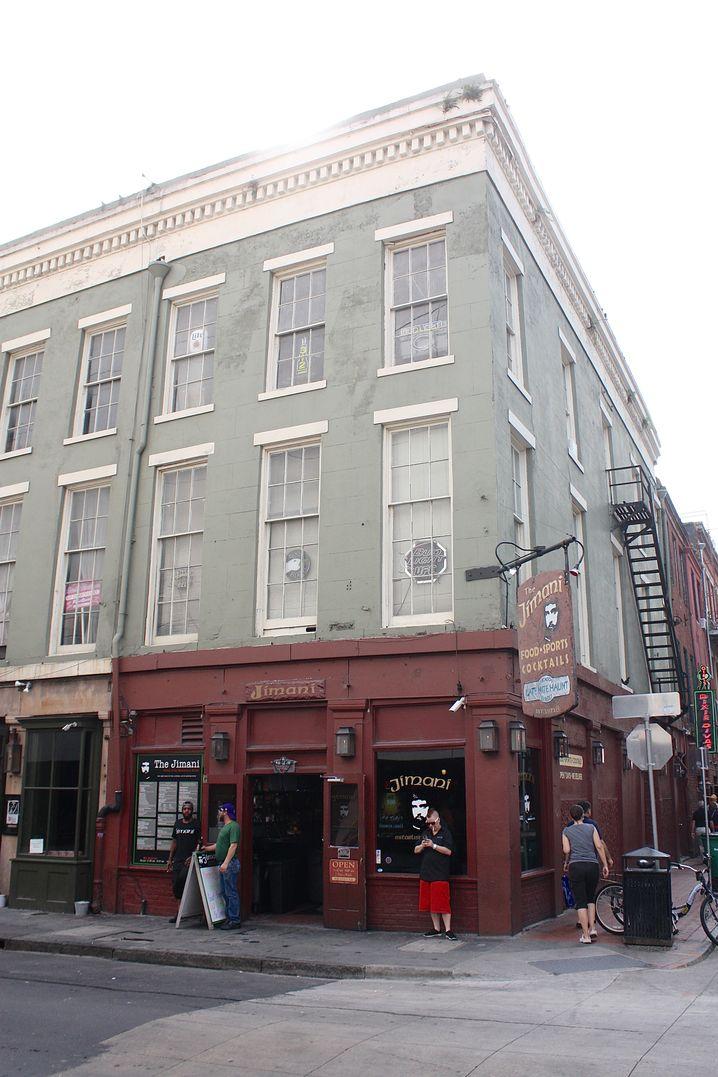Die ehemalige UpStairs Lounge (erster Stock)