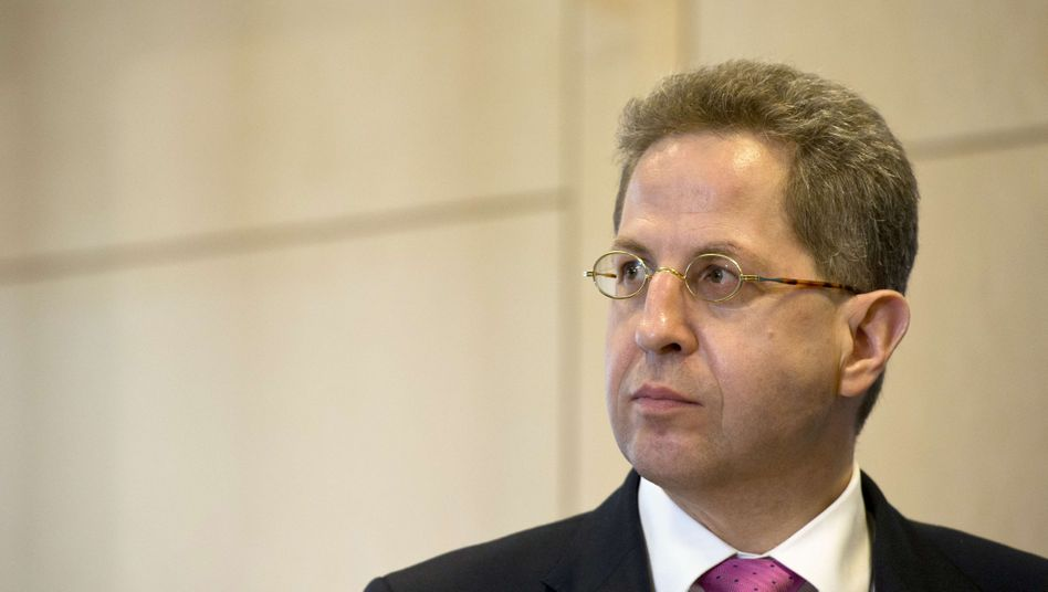 Schwer in der Kritik: Präsident des Verfassungsschutzes Hans-Georg Maaßen