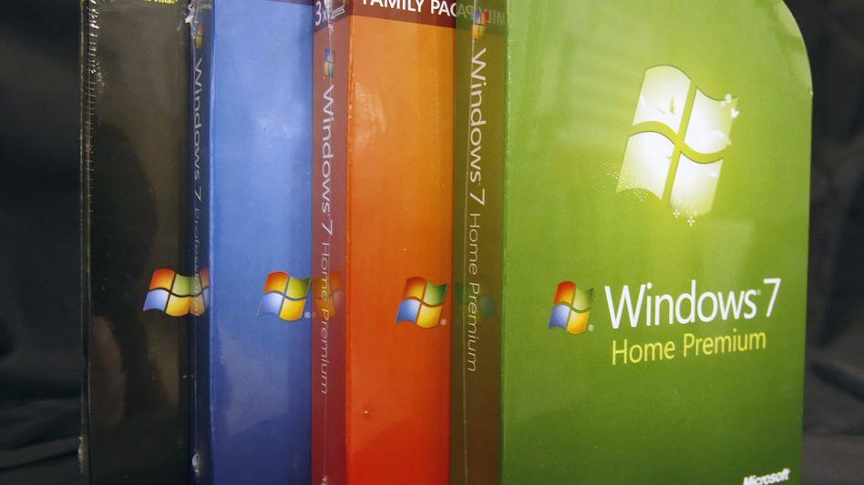Windows 7: Schon jetzt auf mehr Computern installiert als Mac OS X