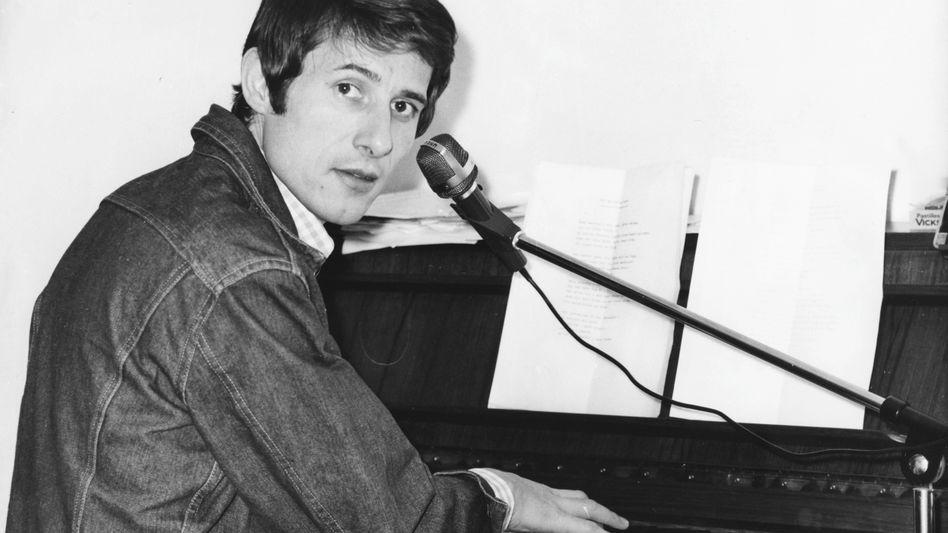 Udo Jürgens im Jahr 1967: Der Sänger ist am 21. Dezember verstorben.