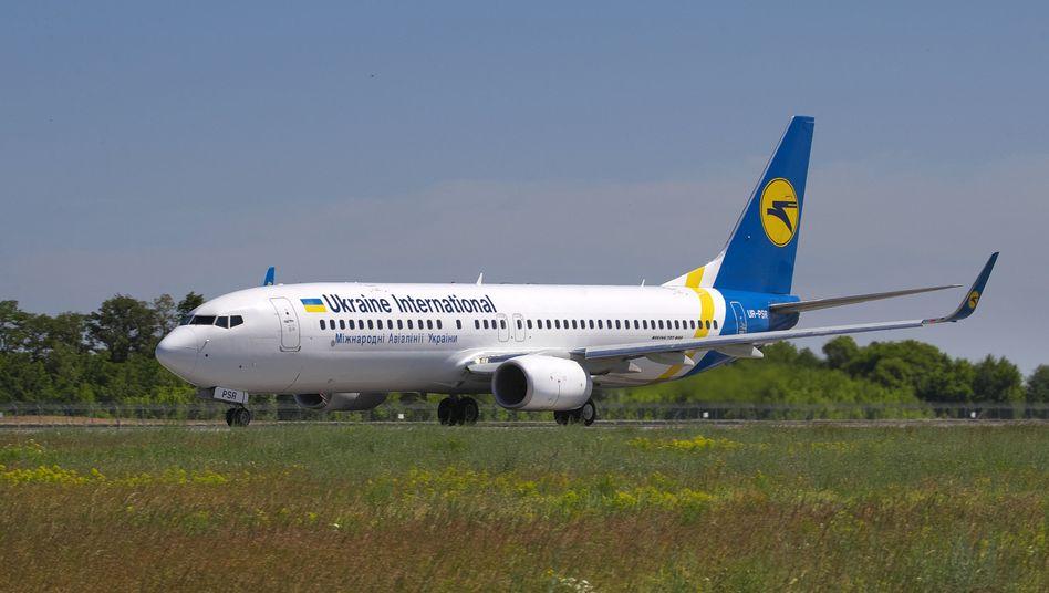Abgestürzte Boeing 737-800 UR-PSR: Es gibt viele Details, die für direkte Gewalteinwirkung sprechen