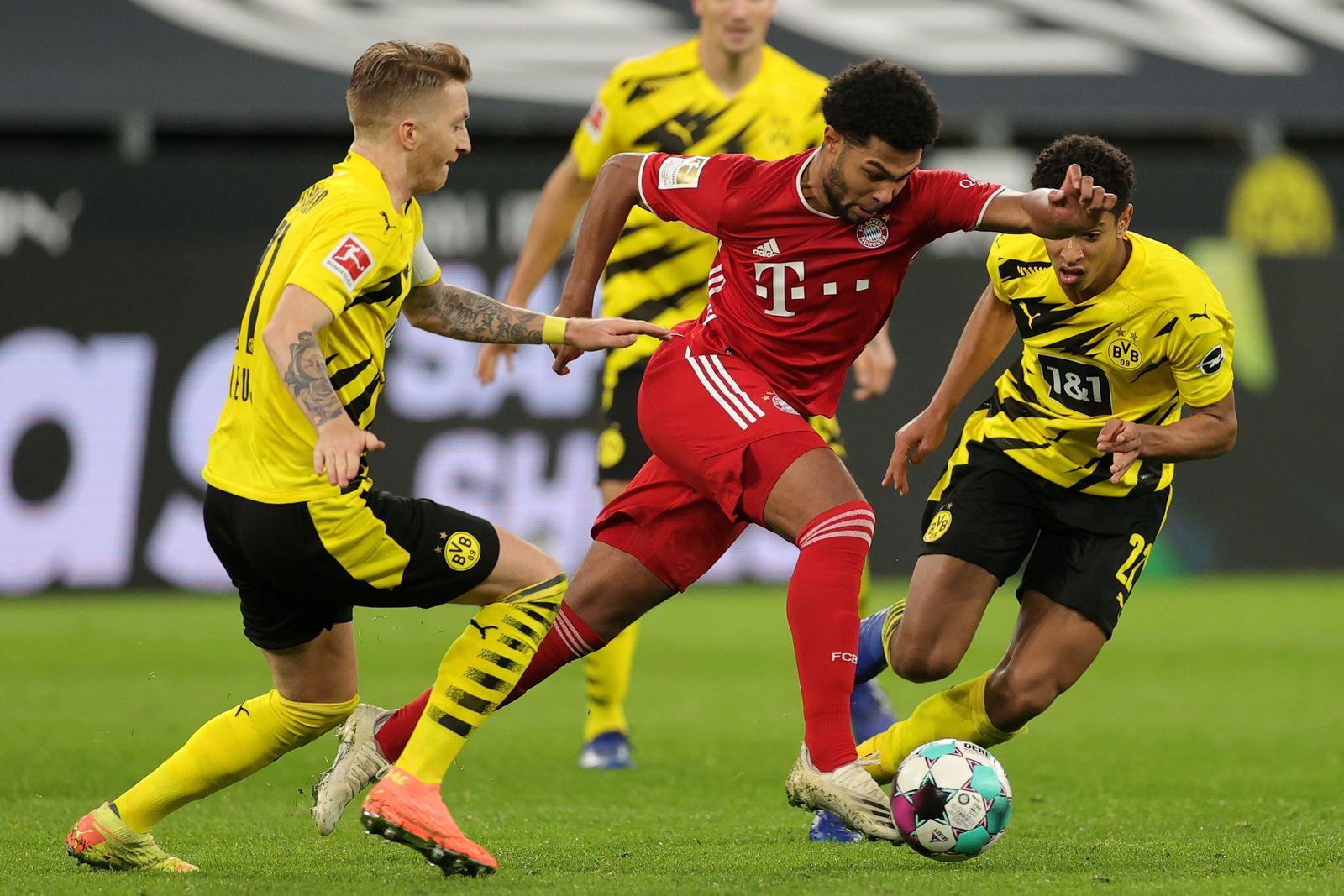 Borussia Dortmund vs FC Bayern Munich, Germany - 07 Nov 2020