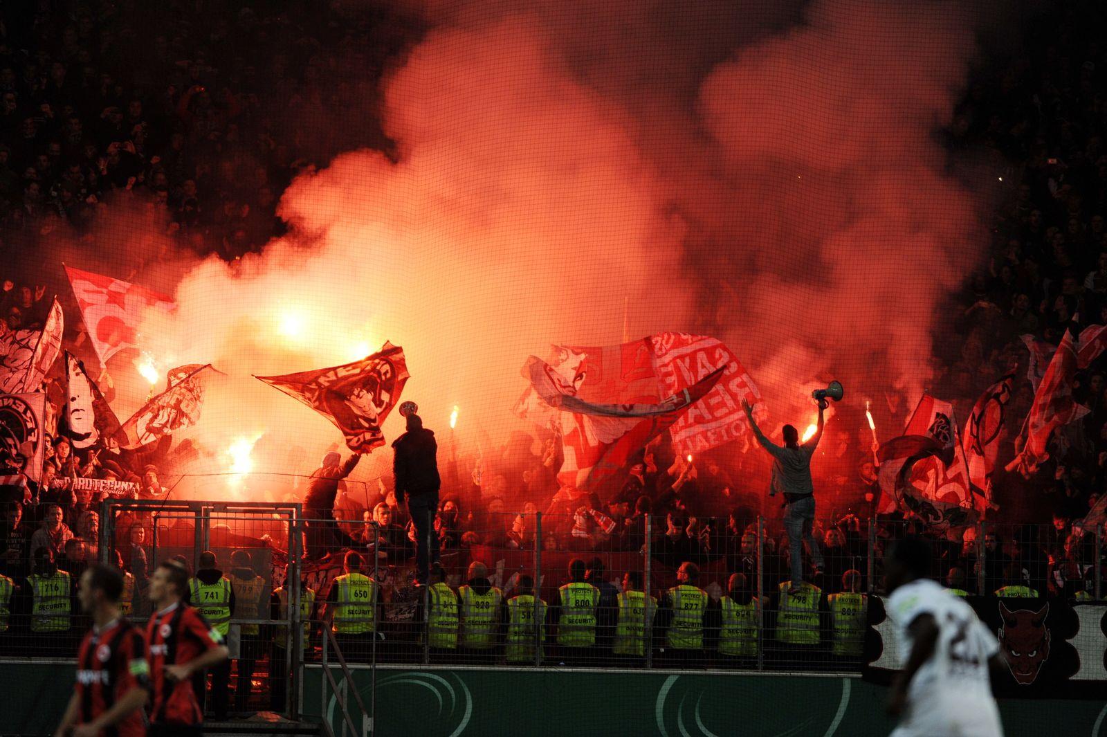 Eintracht Frankfurt - 1.FC Kaiserslautern